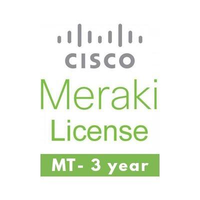 Meraki MT Enterprise License and Support - 3 Year (LIC-MT-3YR)