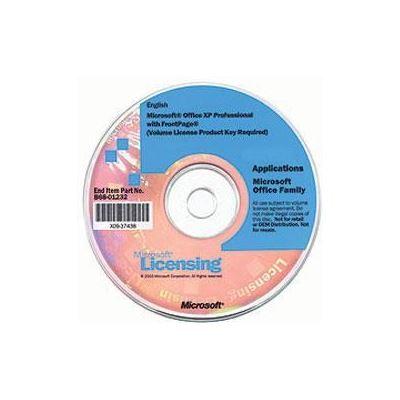 Microsoft Office English Lic/SA Pack OLP NL