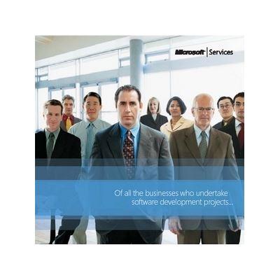 Microsoft VSTeamFndtnSvrCAL SNGL SA OLP NL Charity UsrCAL