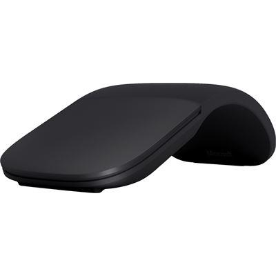 Microsoft Arc Bluetooth Wireless Mouse - Black (ELG-00005)