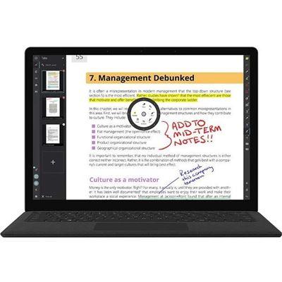 Microsoft SURFACE LAPTOP 2 512GB I7 16GB WINDOWS 10 PRO BLACK