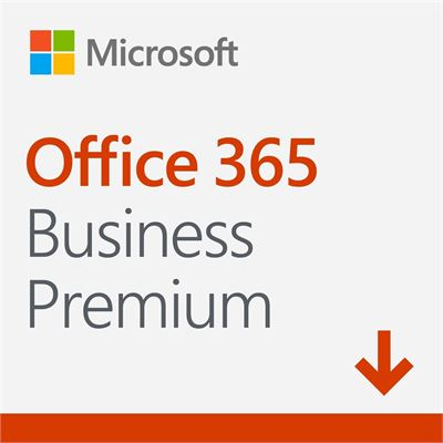 Microsoft Office 365 Business Premium With 1 Year (KLQ-00210)