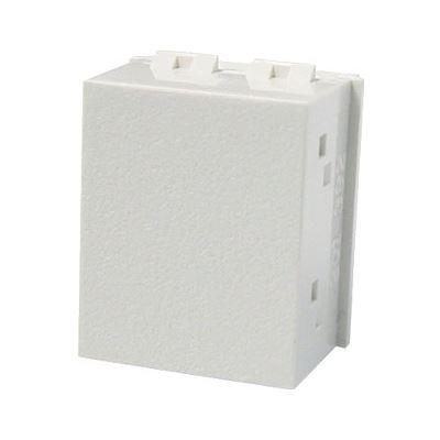 Molex Synergy Blank Module Bag of 25 White
