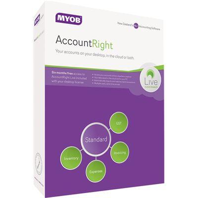 MYOB AccountRight Standard Live
