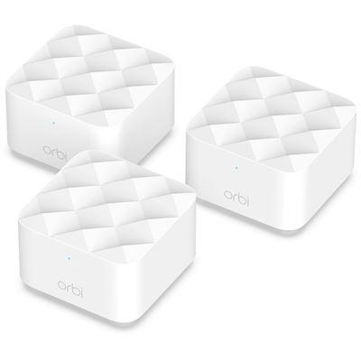 Netgear Orbi WiFi Mesh System AC1200 - 3 Pack