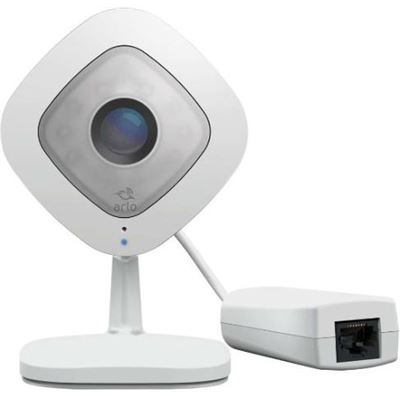 Netgear NETEGAR VMC3040S ARLO Q PLUS 1080P HD SECURITY CAMERA WITH AUDIO ETHERNET AND