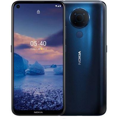 "Nokia 5.4 128GB Blue - Display 6.39"" HD+, Qualcomm® Snapdragon™ 662 CPU, 4GB RAM"