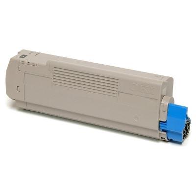 OKI Black Toner Cartridge 6000 pages OKI C5600 C5700