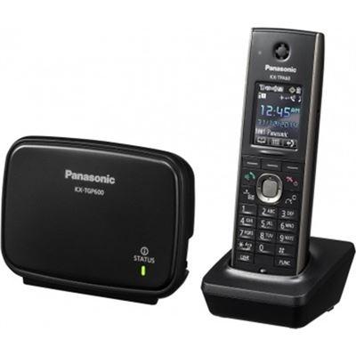 Panasonic KX-TGP600 IP DECT Cordless Base Station with Handset