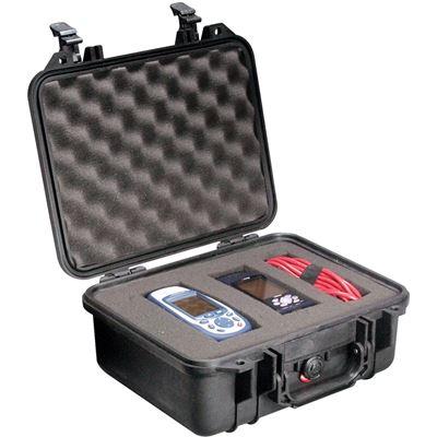 Pelican 1400 Case with Foam Black