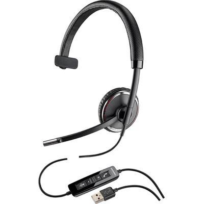 Plantronics Blackwire C510-M Monaural UC Headset - Microsoft Lync