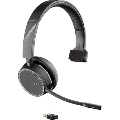 Poly Voyager B4210 USB-A Mono UC Headset