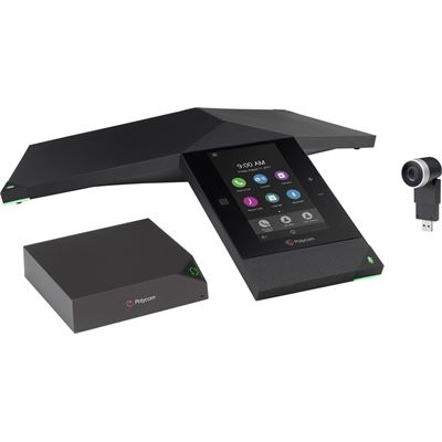 Poly Skype for Business/O365/Lync Ed. RP Trio 8800 Collab. Kit Polycom UCS SfB Lic