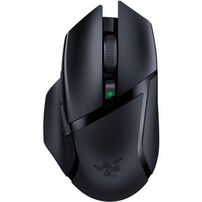 Razer Basilisk X HyperSpeed - Wireless Ergonomic Gaming Mouse - AP Packaging