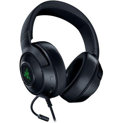 Razer Kraken X USB - Digital Surround Sound Gaming Headset - FRML Pkg