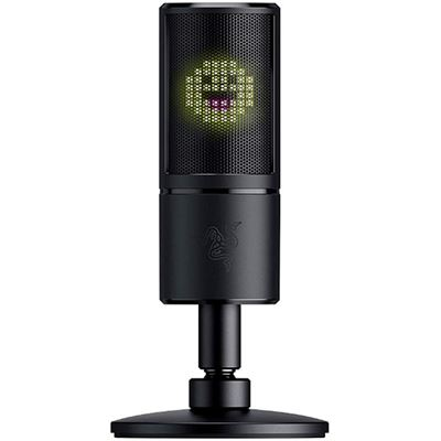 Razer Seiren Emote - Microphone with Emoticons - FRML Pkg