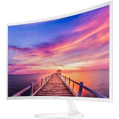 """Samsung F390 31.5"""" CURVE(16:9)VA LED, 1920X1080, 4MS, D/PORT, HDMI, SPKR, TILT, VESA"""