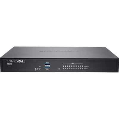 SonicWALL DELL SONICWALL TZ600 SECURE upgrade PLUS 2 YearR