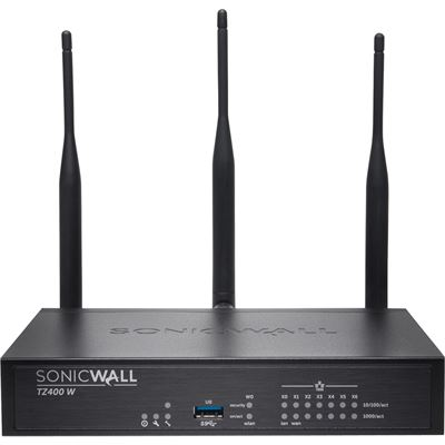 SonicWALL DELL SONICWALL TZ400 WIRELESS-AC InternationalL SECURE upgrade PLUS 2 YearR