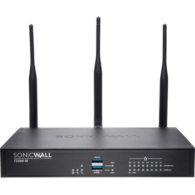 SonicWALL DELL SONICWALL TZ400 WIRELESS-AC InternationalL TOTALSECURE 1 YearR