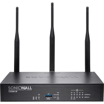SonicWALL DELL SONICWALL TZ300 WIRELESS-AC InternationalL SECURE upgrade PLUS 3YR