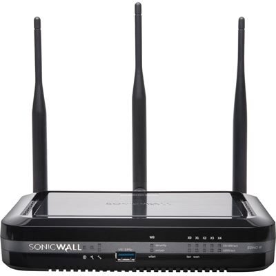 SonicWALL DELL SONICWALL SOHO WIRELESS-N InternationalL SECURE upgrade PLUS 3YR