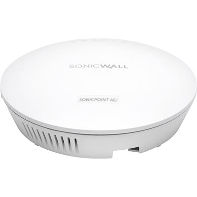 SonicWALL Dell SonicPoInternational ACi with PoE Injector, includes 3-Yrs 24x7 Support