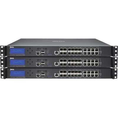 SonicWALL Dell SonicWALL SuperMassive 9200 Secure Upgrade Plus (3 Yr)