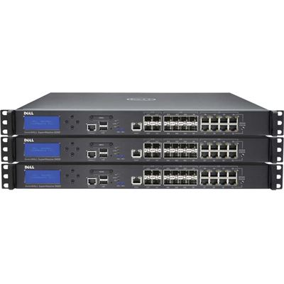 SonicWALL Dell SonicWALL SuperMassive 9600 Secure Upgrade Plus (3 Yr)