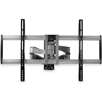 """StarTech Full-Motion TV Wall Mount - Premium - Silver - For 32"""" to 75"""" TVs"""