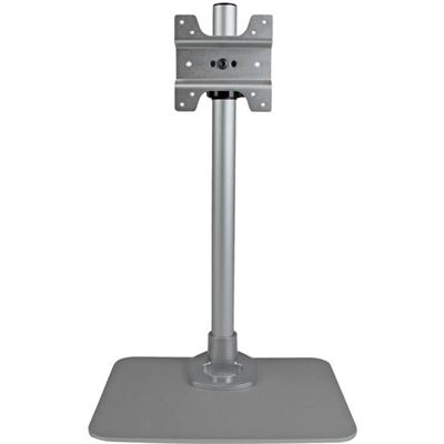 StarTech.com Desktop Monitor Stand with Cable Hook - Height Adjustable LCD Stand - Swivel
