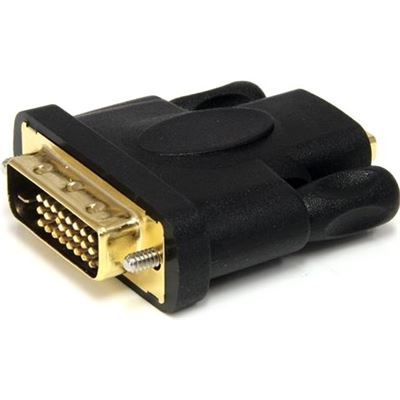StarTech.com HDMI to DVI-D Video Cable Adapter - F/M - HD to DVI - HDMI to DVI-D Converter
