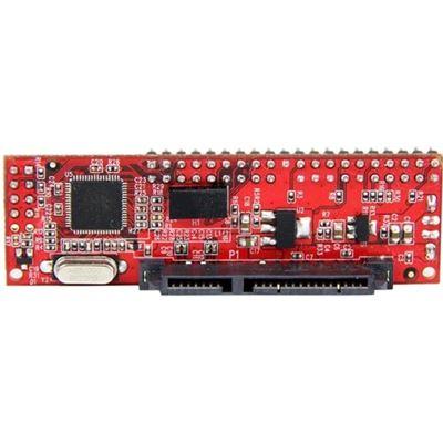 StarTech.com 40-Pin IDE PATA to SATA Adapter Converter - IDE to 2.5/3.5/5.25 SATA drive