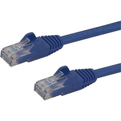 StarTech.com 3m Blue Gigabit Snagless RJ45 UTP Cat6 Patch Cable - 3 m Patch Cord - 3m Cat 6