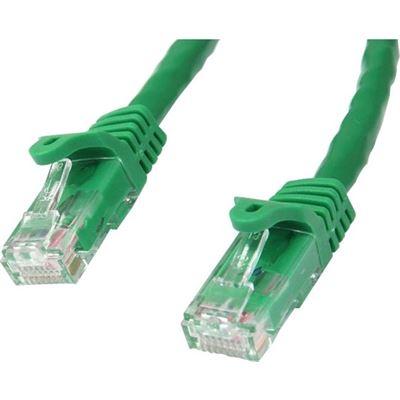 StarTech.com 0.5m Green Gigabit Snagless RJ45 UTP Cat6 Patch Cable - 50cm Patch Cord