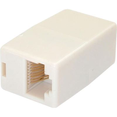 StarTech.com Cat5e RJ45 Modular Inline Coupler - 10 Pack - Cat5e Coupler - RJ45 to RJ45