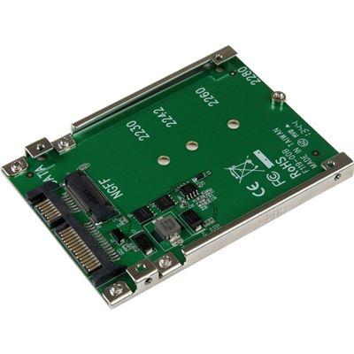 StarTech.com M.2 SSD to 2.5in SATA Adapter Converter (SAT32M225)