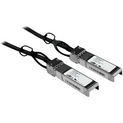 StarTech.com 1m Cisco Compatible SFP+ 10-Gigabit Ethernet (10GbE) Passive Twinax Direct
