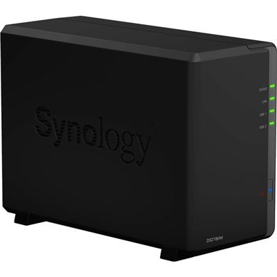 Synology DS218PLAY 2 Bay Quad-Core 1GB RAM NAS 2Yr Wty