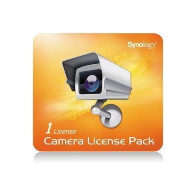 Synology CAMERA LICENSE PACK FOR 1 V2.1