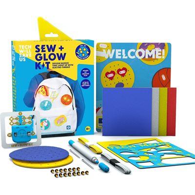 Tech Will Save Us Sew & Glow Kit