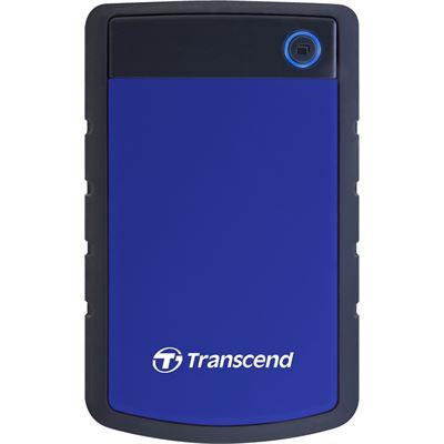 "Transcend STOREJET 25H3 2.5 "" USB 3.0 EXTRA-RUGGED 1000GB (1TB) EXTERNAL HARD DISK DRIVE"