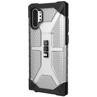 Urban Armor Gear UAG Galaxy Note 10+ Plasma Case- Ice, Feather-light ,Ultra-responsive tactile