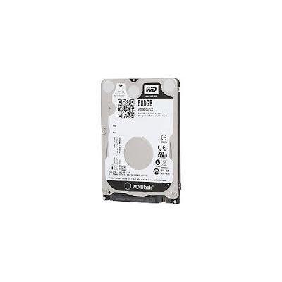 """Western Digital WD Scorpio Black 500GB 32MB 7200rpm 2.5"""" SATA3 HDD 5yr wty"""