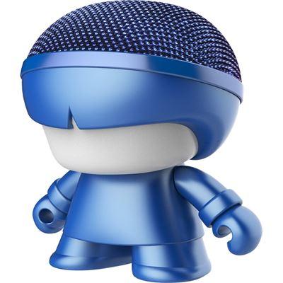 Xoopar Boy Mini Wireless Speaker - Metallic Blue