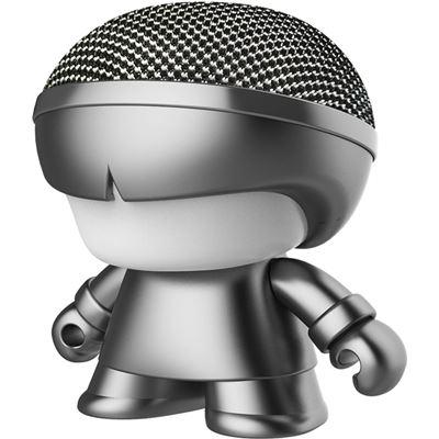 Xoopar Boy Mini Wireless Speaker - Metallic Gray