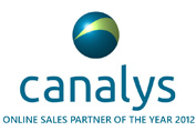 Canalys Online Sales Partner of the Year 2012