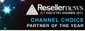 Reseller News ICT Industry Awards 2015 CHANNEL CHOICE Partner of the Year